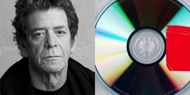 Lou Reed on Yeezus
