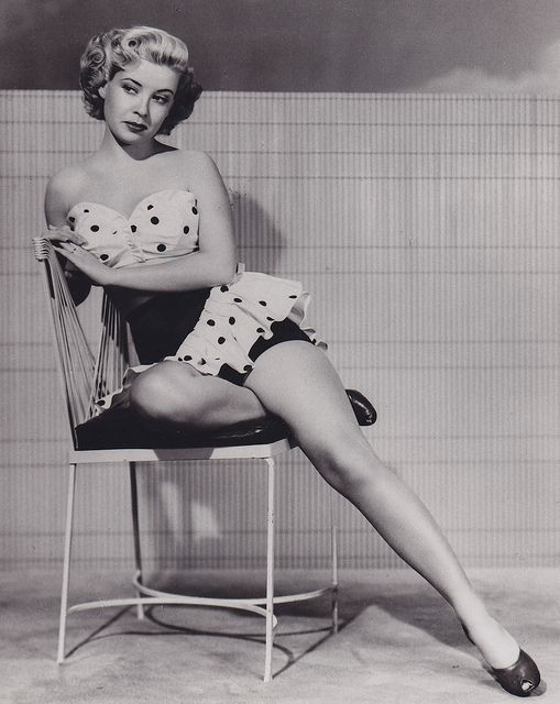 "Gloria DeHaven - c.1949  ""Yes Sir, That's my Baby"""