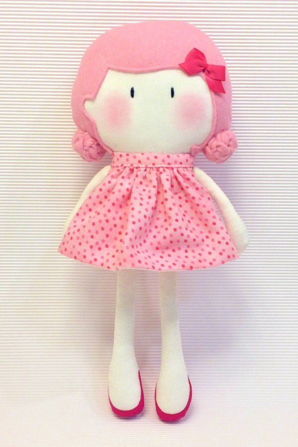 Image of My Teeny-Tiny Doll® Pretty in Pink