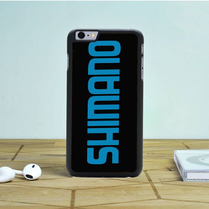 New Shimano Bike Fishing Reel iPhone 6S Plus Case Dewantary