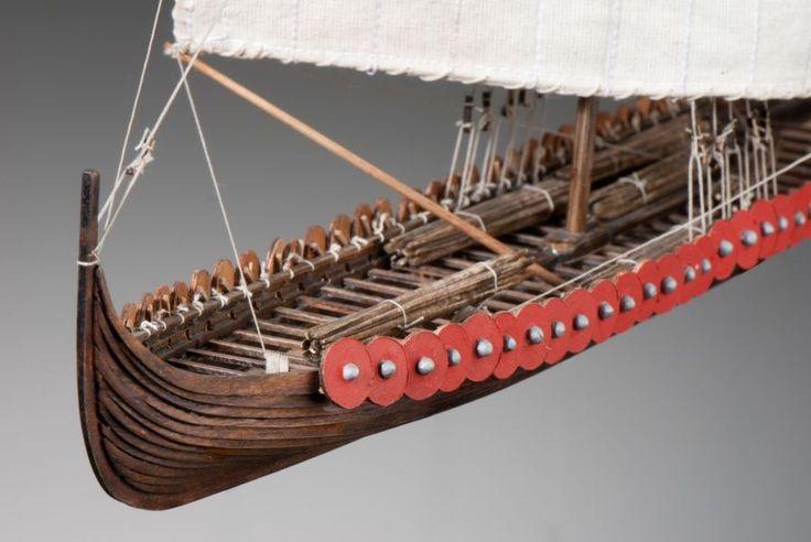 Viking Longship 1/72, ship models   Model ships, Longship ...