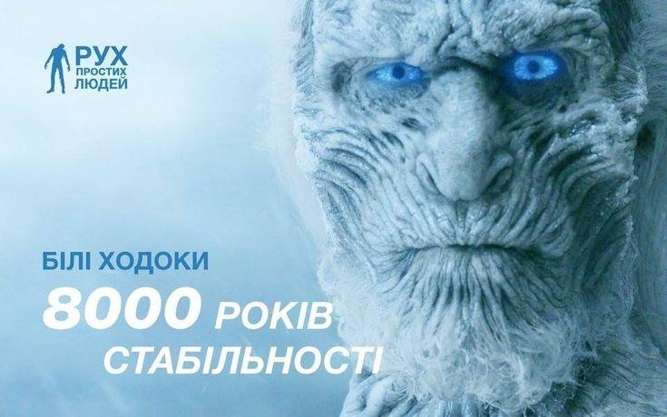 НОВЫЕ ПРАВЫЕ 2033: Игра украинских престолов
