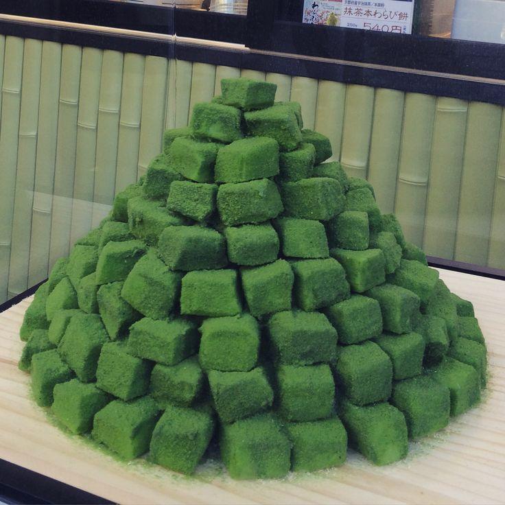 Sawawa, a new Japanese sweets shop. #asakusa
