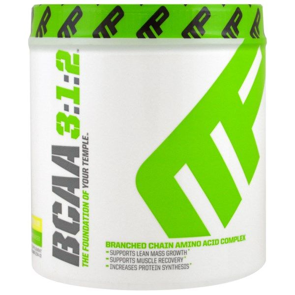Muscle Pharm, BCAA 3-1-2, Lemon Lime, 0.52 lbs (234 g)