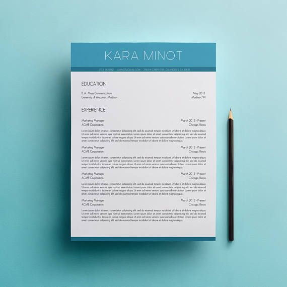 Más de 25 ideas fantásticas sobre Best Resume Examples en - free eye catching resume templates