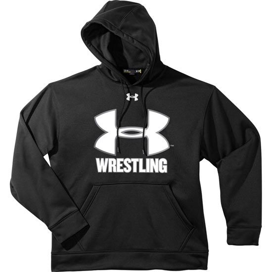 Under Armour Mens Wrestling Hoodie