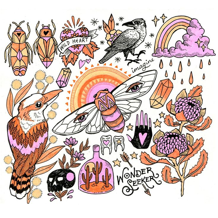 Image of WonderSeekers - Original artwork