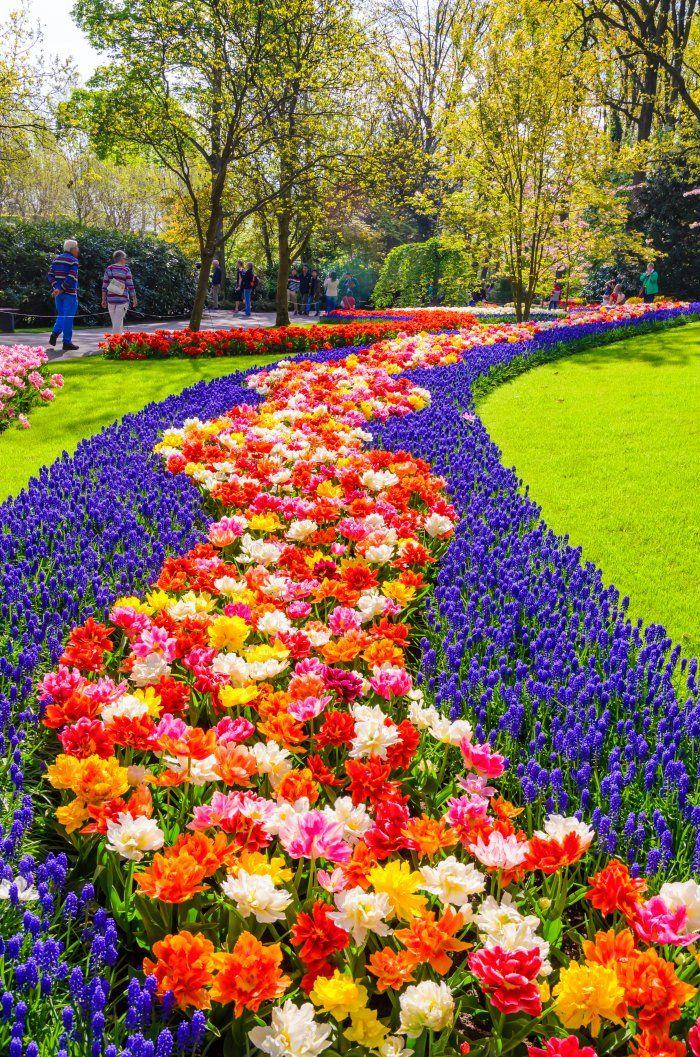 Beautiful Gardens Flowers Garden, Flowers Gardens And Landscapes