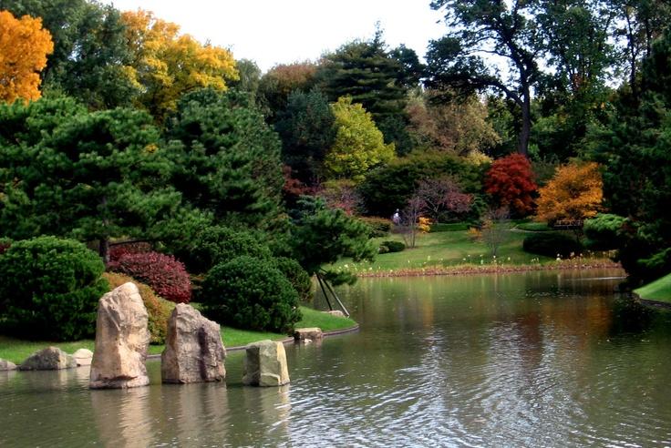 Desktop Wallpaper Pinterest Fall Foliage Of The Japanese Garden Missouri Botanical Garden