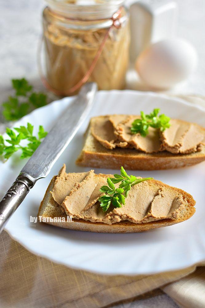 Nezhnyj Pashtet Iz Pecheni Krolika Kulinariya Holodnye Zakuski Recepty Pechenya