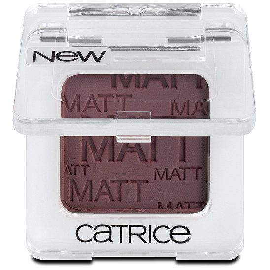 Catrice Cosmetics Absolute Eye Colour Lidschatten Mono Matt, Farbe: Nr. 990 Don´t Cry For Me Aubergina, violett, braun, Lidschatten günstig kaufen bei dm.