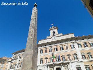 Palacio de Montecitorio, Roma.