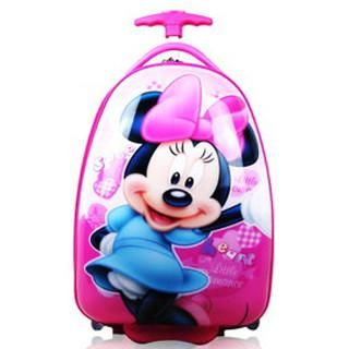 "16"" 18"" inch Cartoon Children Luggage Kid Suitcase,Child Boy Girl Princess Cat ABS trolley case box Traveller Pull Rod Trunk"