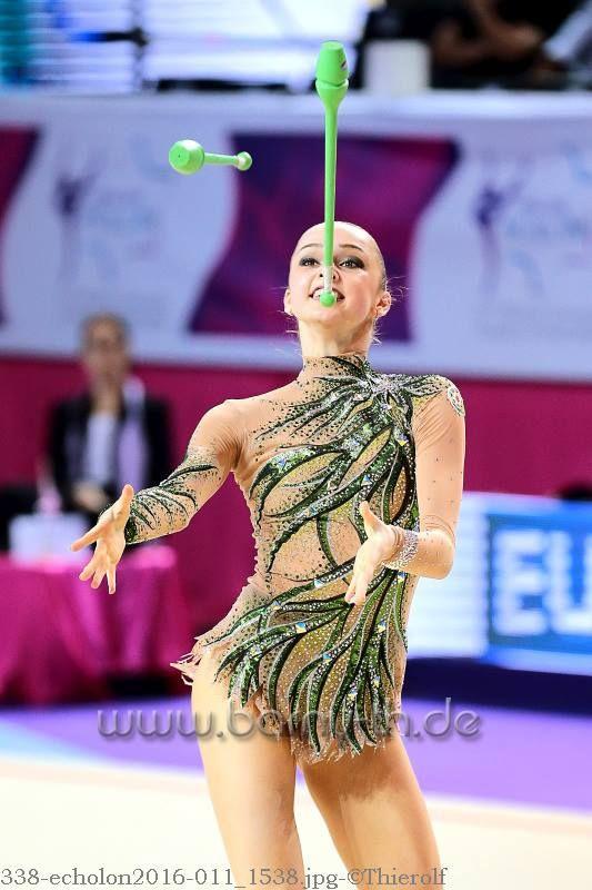 Marina Durunda (Azerbaijan), European Championships (Holon) 2016