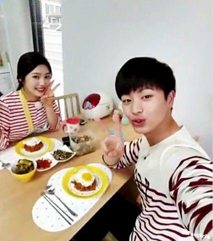 #SungJoy #WGM #Joy #Sungjae #RedVelvet #BTOB