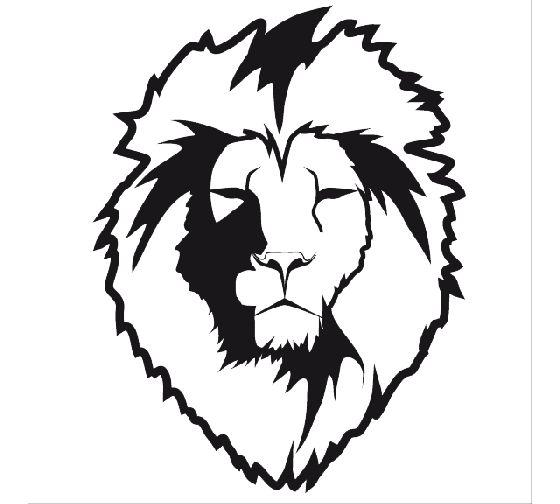 1000 id es sur le th me tete de lion dessin sur pinterest - Tattoo tete de lion ...