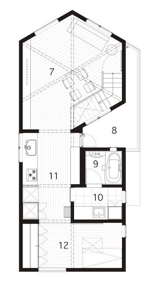 House+in+Tsurumaki+/+Case-Real
