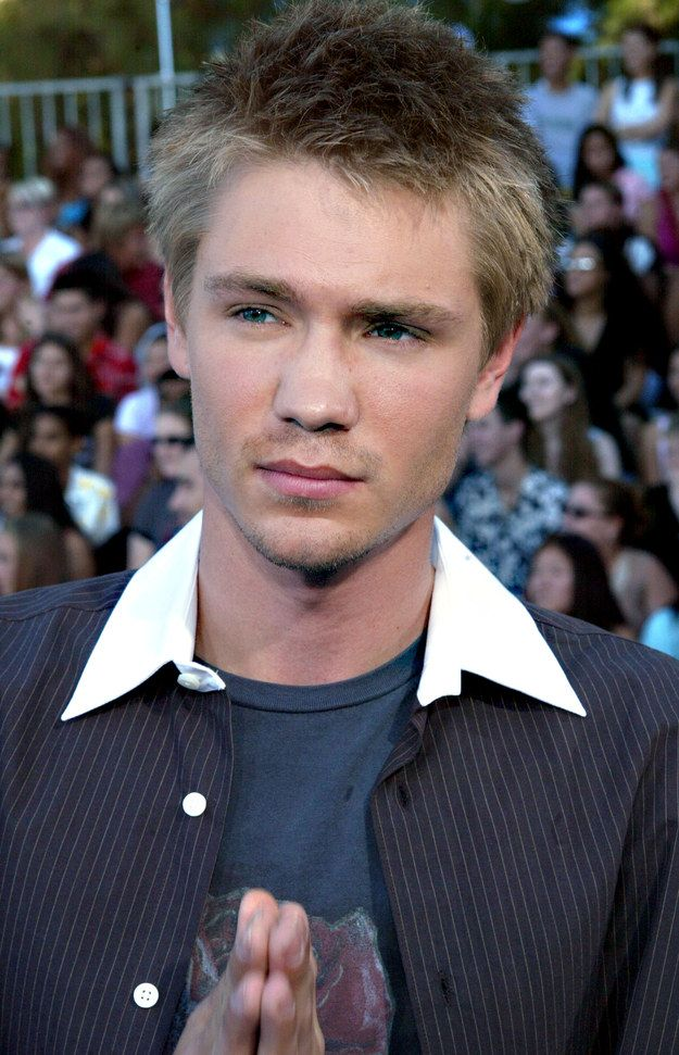 Can We Guess Your '00s Celebrity Teen Crush? (BuzzFeed): Oh yes! I loved me some Chad Michael Murray.