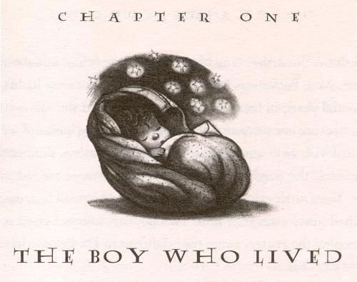 The Boy Who Lived...