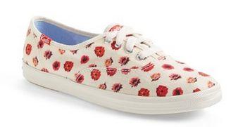 Taylor Swift 'Floral Dot' Sneaker (Women)  $27.47 @ Nord strom - Hot Deals