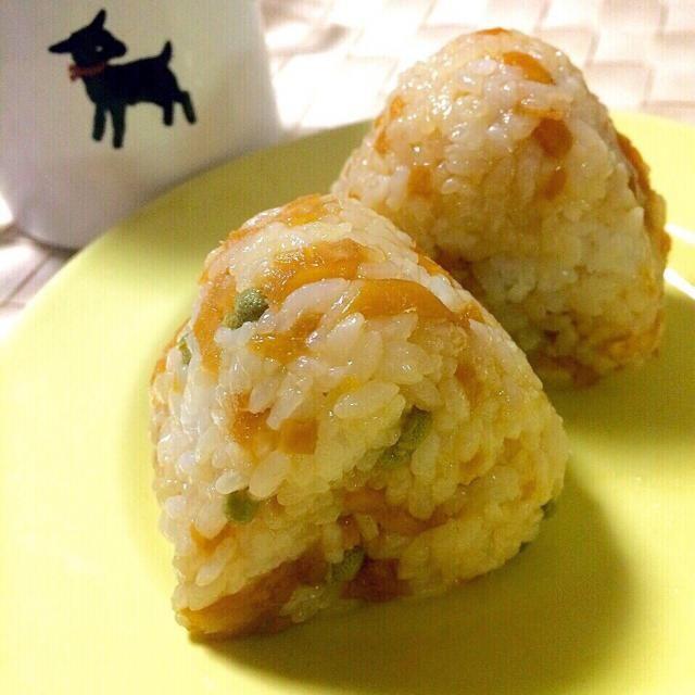 佐倉さん 作りました✨ 甘辛い生姜が美味しいですね〜 半分、実山椒を混ぜましたよ 合います✨ 焼きおにぎりにもしてみたい !  少し甘めが食べたかったので、お砂糖を半量にして、火を止めた後に、ハチミツを混ぜてみました - 227件のもぐもぐ - 佐倉さんのお料理 生姜の佃煮でおにぎり♡ 実山椒入り by angiee♡