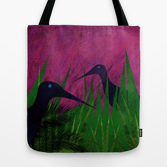 Tropical Tote Bag by Inmyfantasia - $22.00