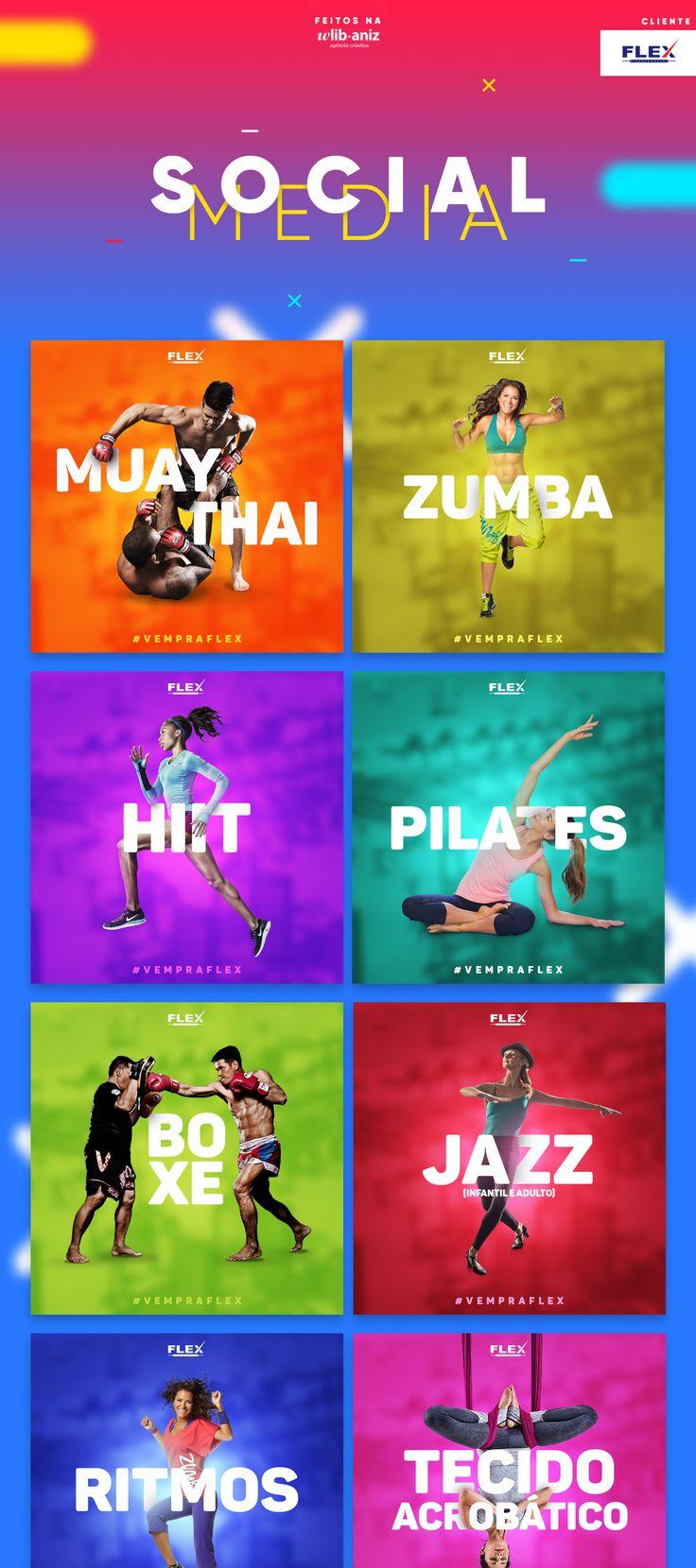 Confira este projeto do @Behance: \u201cSocial Media - Flex Fitness Center\u201d https://www.behance.net/gallery/48678273/Social-Media-Flex-Fitness-Center