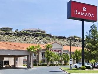 St. George (UT) Ramada St. George United States, North America Ideally located in the prime touristic area of St. George City Center, Ramada St. George promises a relaxing and wonderful visit. The hotel has everything you need for a comfortable stay. All the necessary facilities, including free Wi-Fi in all rooms, 24-hour front desk, facilities for disabled guests, express check-in/check-out, family room, are at hand. Guestrooms are fitted with all the amenities you need for a...