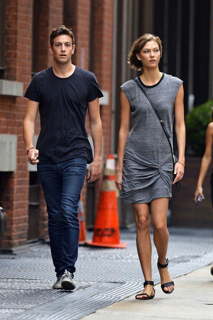 Karlie Kloss  Boyfriend Josh Kushner Take Their Romance Public in SoHo   The Front Row View