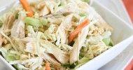 Chinese Chicken SaladAmazing Flavored, Chicken Salads, Salad Recipe, Yummy, Chine Chicken Salad, Healthy Recipe, Chickensalad, Food Recipe, Chinese Chicken Salad