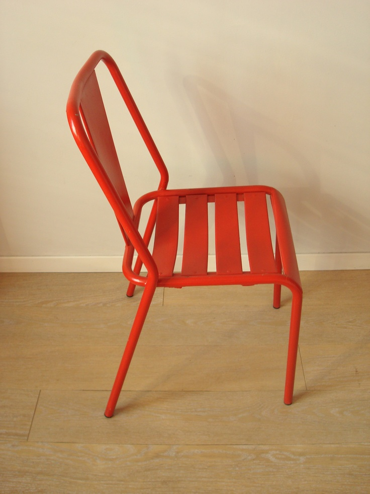 40 best images about chaises tabourets on pinterest for Mobilier industriel