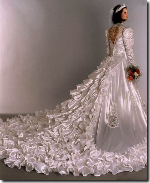 Vintage Wedding Dresses Toronto: 426 Best Images About Wedding Dresses Beautiful Trains On