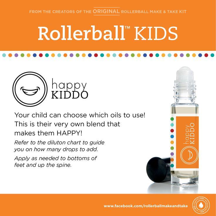 Happy Kiddo Rollerball Kids Make Amp Take Workshop Kit