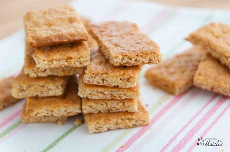 Graham crackers caseras