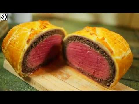 Fördős Zé: Wellington bélszín tökéletes recept - YouTube