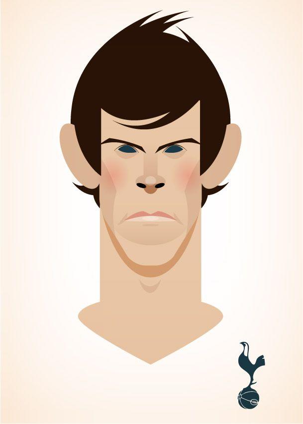 Gareth Bale - Tottenham Hotspurs