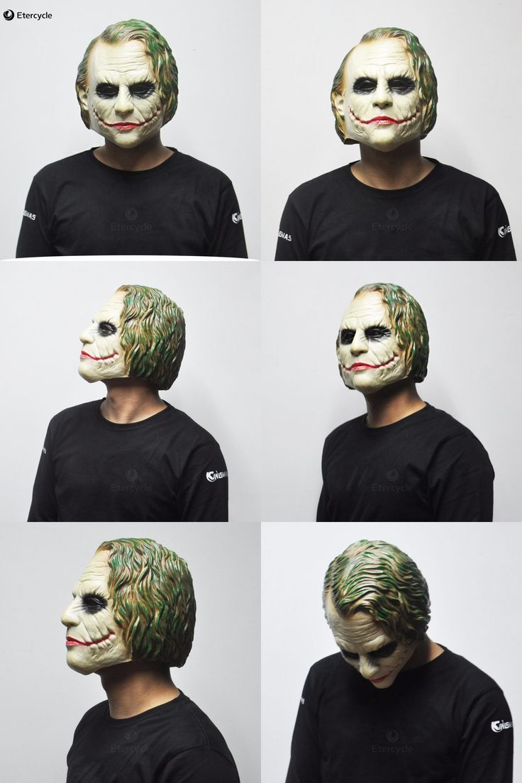 Best 10+ Joker mask ideas on Pinterest | Joker batman actor, Heath ...