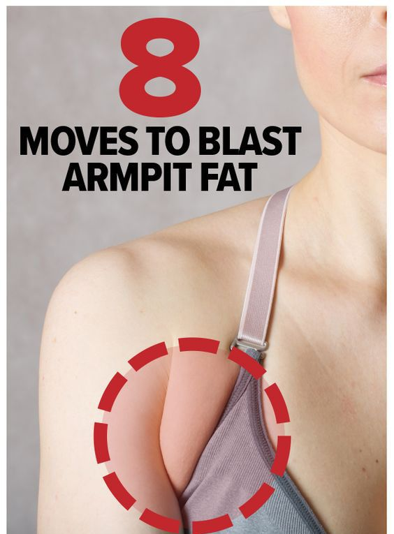 8 Exercises to Blast Armpit Fat – Medi Idea