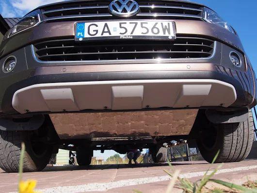 vw amarok osłona silnika ,nadwozia, aluminium