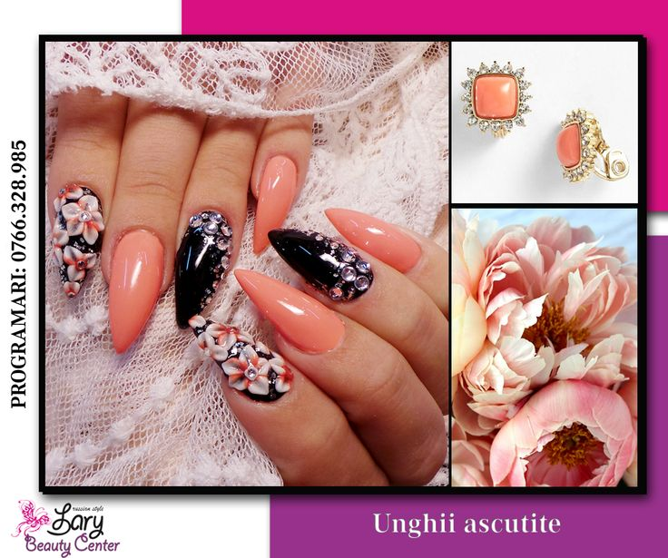 corai nails http://www.larybeautycenter.ro/