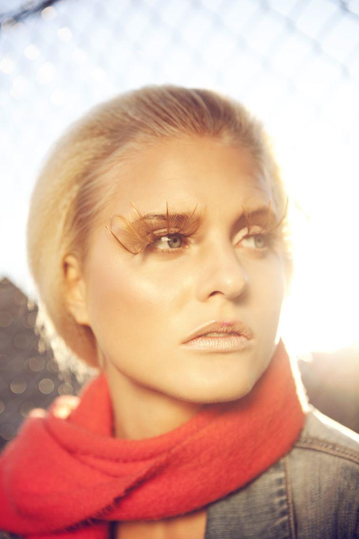 model makeup hair salongbloggen.no