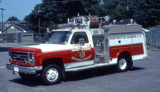 Used Ford Raptor >> 75 Chevrolet/Hamerly | Fire Truck Attack Mini Pumpers ...