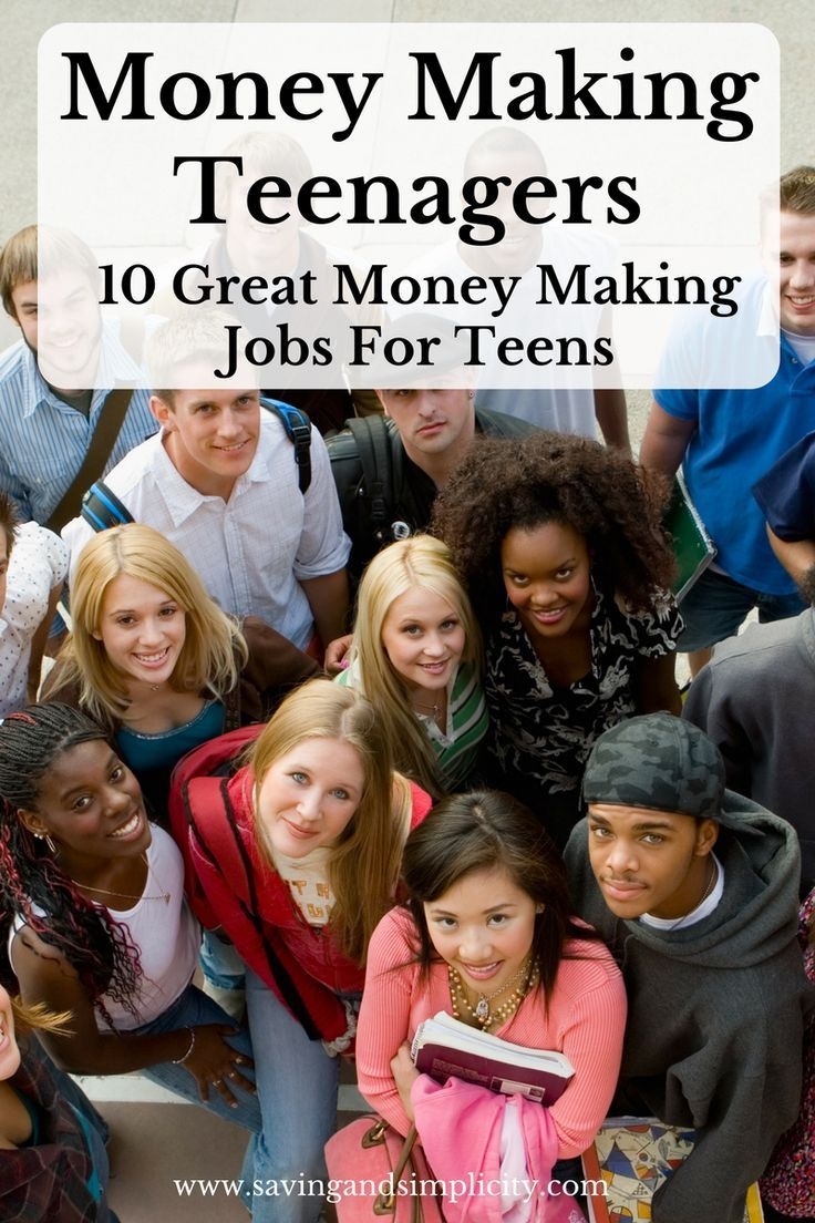 25+ Best Ideas About Summer Jobs For Teens On Pinterest