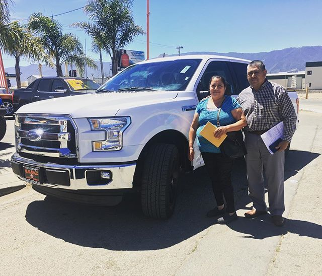 "Sunny Day Specials❗️☀️ Special Thanks To The Owners Of El Oaxaqueño Restaurant In #Salinas For Trusting Us On Their Purchase! Beautiful 2016 Ford F-150 Going All The Way To Salinas Ca. ""Small Town, Huge Deals"" #montereylocals #salinaslocals- posted by Valdez Auto Sales 🚘 https://www.instagram.com/valdezautosales - See more of Salinas, CA at http://salinaslocals.com"