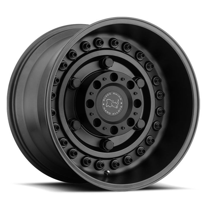 Armory Truck Rims by Black Rhino