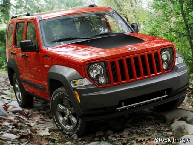 2011 Jeep Liberty Renegade (ours is Black)