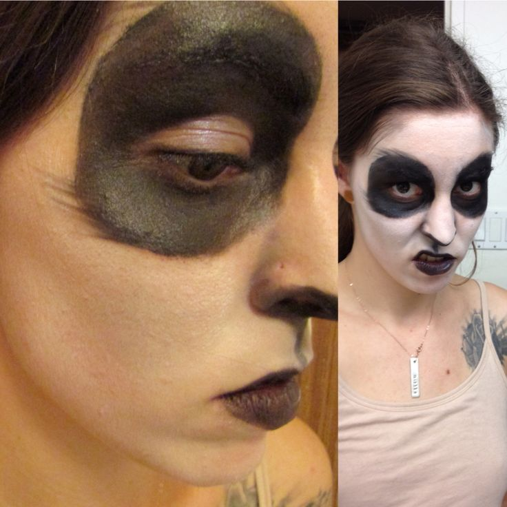 28 best 31 Days of Halloween-makeup by Mishka images on Pinterest ...