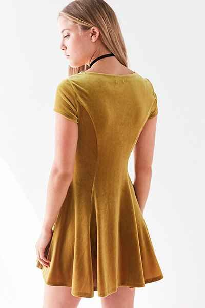 yellow dress urban outfitters coupon