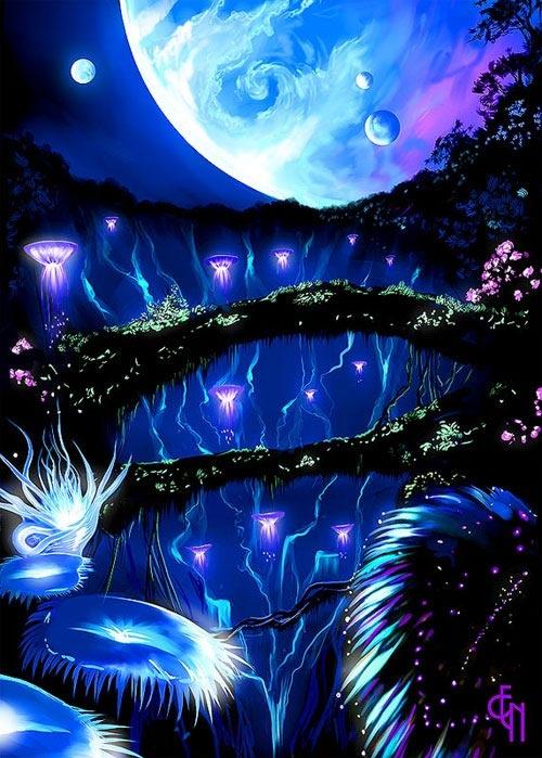Pandora – Avatar by Eneada