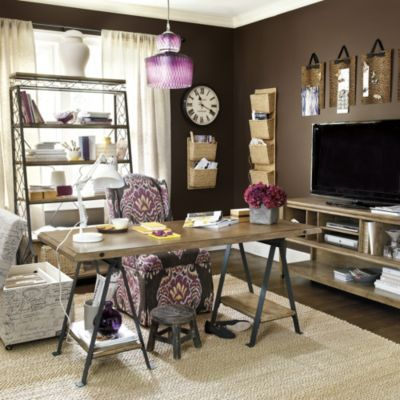Home Furnishings Home Offices Ballard Design Contemporary Style